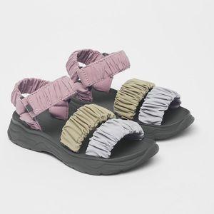• Zara • Technical Chunky Sandal